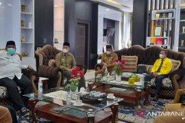 """Bupati Padang Pariaman-Rektor IAIN Batusangkar audiensi guna dukung visi-misi """"satu rumah satu sarjana"""""""