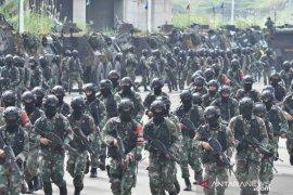 992 prajurit Kodam Jaya \'tempur\' di  Meikarta