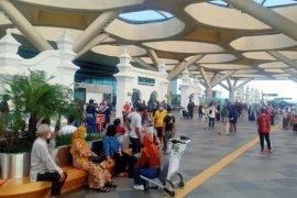 7.025 penumpang mengakses Bandara Internasional Yogyakarta