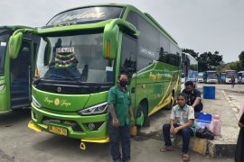 Terminal Rajabasa Bandarlampung belum terima kedatangan bus AKAP