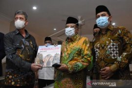 Ketua Umum PBNU Temu Dubes Palestina Untuk Indonesia