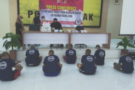 Tujuh pegawai RSUD Adjidarmo Rangkasbitung ditangkap karena diduga curi alkes