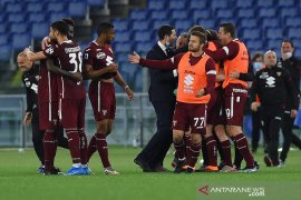 Torino antar Benevento terdegradasi ke Serie B seusai imbangi Lazio