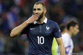 Benzema incar trofi Euro 2020 setelah lama diasingkan tim Prancis
