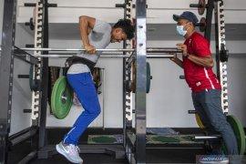 Sprinter Indonesia Zohri bersaing dengan sprinter tangguh di heat 4 Olimpiade Tokyo