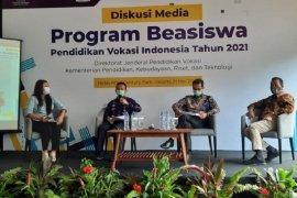 Penyaluran beasiswa vokasi Kemendikbudristek bertujuan untuk siapkan SDM unggul