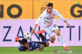 AC Milan raih tiket ke Liga Champions usai bungkam Atalanta 2-0