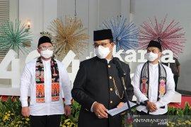 Anies Baswedan berharap Jakarta segera bangkit