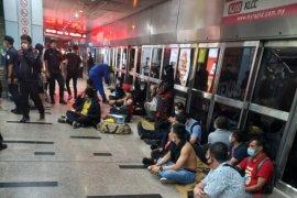 Tabrakan dua LRT di Kuala Lumpur ciderai 213 orang
