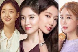 Empat bintang besar dalam drakor karya Kim Eun Sook