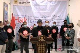 Novel laporkan oknum pimpinan KPK ke Komnas HAM