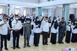 Pemkab Kepulauan Meranti usul P3K 757 orang, disetujui 648 orang