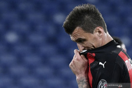 Eks striker Bayern dan Juve, Mario Mandzukic putuskan gantung sepatu