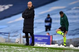 Hasrat City juarai Liga Champions sudah memuncak, kata Guardiola