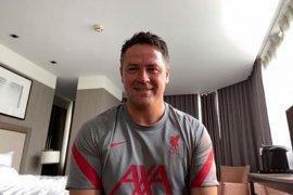 Michael Owen kapok ikut marathon