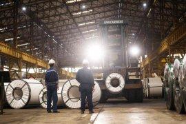 Krakatau Steel raih laba Rp326 miliar pada 2020