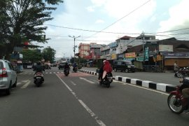 Tujuh lampu lalu lintas di Payakumbuh akan berkedip kuning hingga 31 Mei, ini tujuannya
