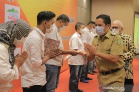 Wali Kota Tangerang ajak asosiasi bantu  penjualan UMKM
