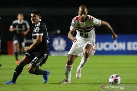 Copa Libertadores: Sao Paulo kalahkan  Sporting Cristal 3-0