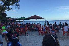 Ranowangko Beach jadi lokasi wisata andalan Sulut Page 1 Small