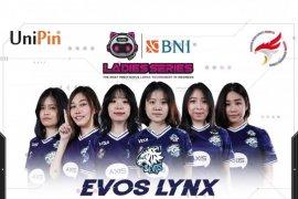 Delapan tim adu kemampuan dalam Ladies Series MLBB 2021