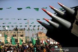 Sebagai balasan atas peluncuran balon api, militer Israel kembali gempur Gaza