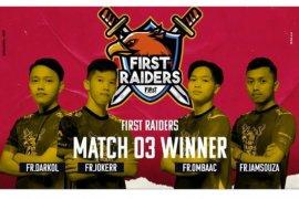 Puncaki klasemen, First Raiders masuk Finals FFWS 2021