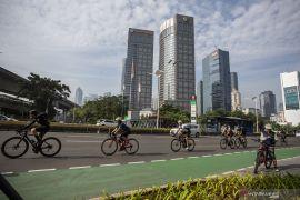 "Ini alasan Pemprov DKI terkait ""road bike"" di Sudirman-Thamrin"