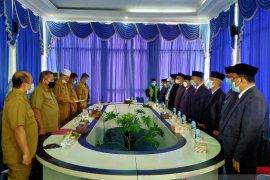 Bupati Pasaman Barat perdana lantik 11 pejabat administrator setelah dapat pesetujuan Kemendagri