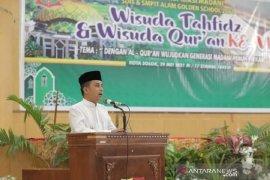 Lahirkan generasi penghapal Quran di Kota Solok, ini harapan Wawako