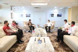 Menpora dukung pembangunan Stadion Mattoanging Makassar
