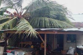 Satu unit rumah di Manggopoh Agam rusak tertimpa pohon tumbang