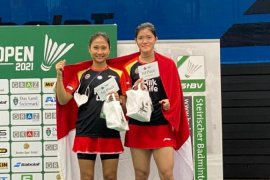Ganda putri PB Djarum boyong gelar juara Austrian Open 2021