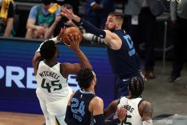 Playoff NBA: Jazz memimpin 3-1 setelah menang atas Grizzlies 120 - 113