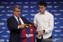 Eric Garcia resmi gabung Barcelona