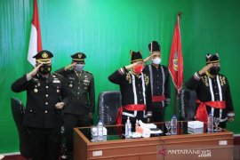 Bupati dan Wabup minta aparat pemerintah perkokoh nilai-nilai Pancasila