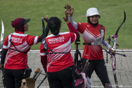 Target panahan Indonesia jelang Olimpiade