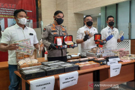Bareskrim Polri tangkap delapan pelaku pinjaman online ilegal