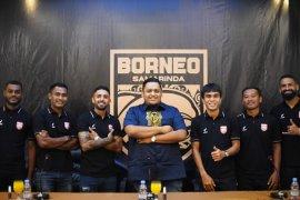 Borneo FC resmi perkenalkan deretan pemain barunya