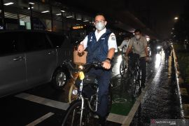 Anies akan bersepeda dari Senayan ke Balai Kota