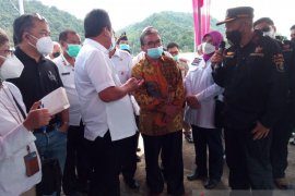 Kunjungan Menteri KP ke Sumbar dapat mempercepat ini, ujar anggota DPR-RI