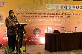 Rektor UNP paparkan pentingnya peran LPTK dalam pengembangan program vokasi