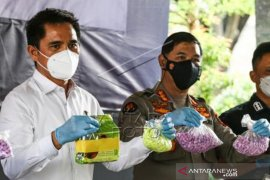 Ungkap Kasus Narkoba Jaringan Malaysia-indonesia