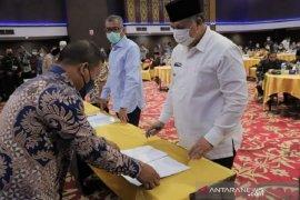 Wako Solok dan Kemenkumham Sumbar tandatangani kesepakatan bersama