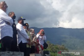 Menteri Kelautan dan Perikanan kunjungi Agam, tinjau Danau Maninjau