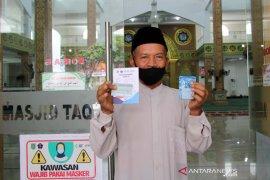 Vaksinasi Jemaah Masjid Dumai