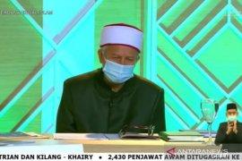 Pemberangkatan jamaah haji Malaysia menunggu Saudi Arabia