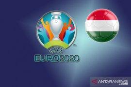Data dan fakta timnas Hungaria di Euro 2020