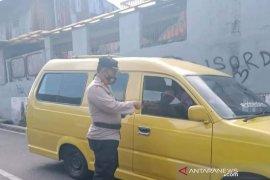 15 orang akibat tidak bermasker di Padang Panjang, ini yang terjadi