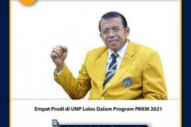 Ini empat prodi UNP yang lolos pendanaan Program Kompetensi Kampus Merdeka dari Kementerian